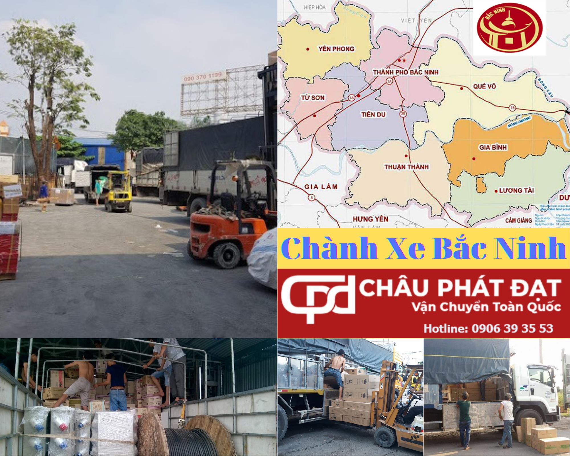 Xe Ghép Hàng Sài Gòn Bắc Ninh