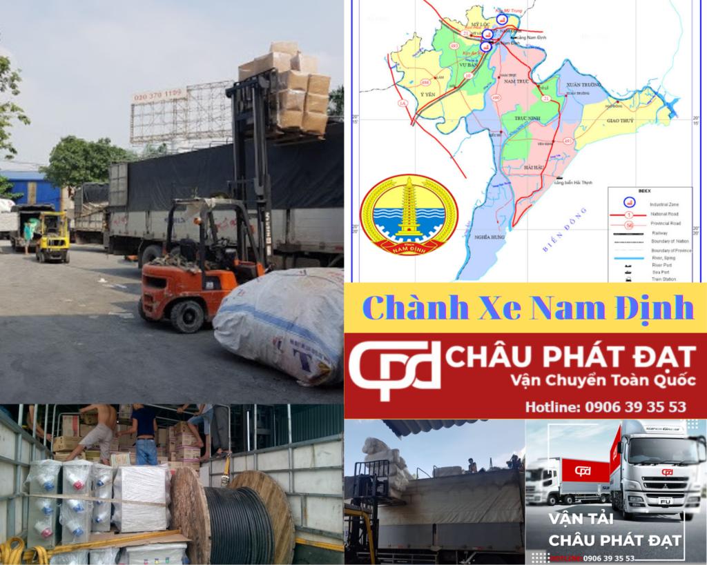 Công Ty Chở Hàng Sài Gòn Nam Định