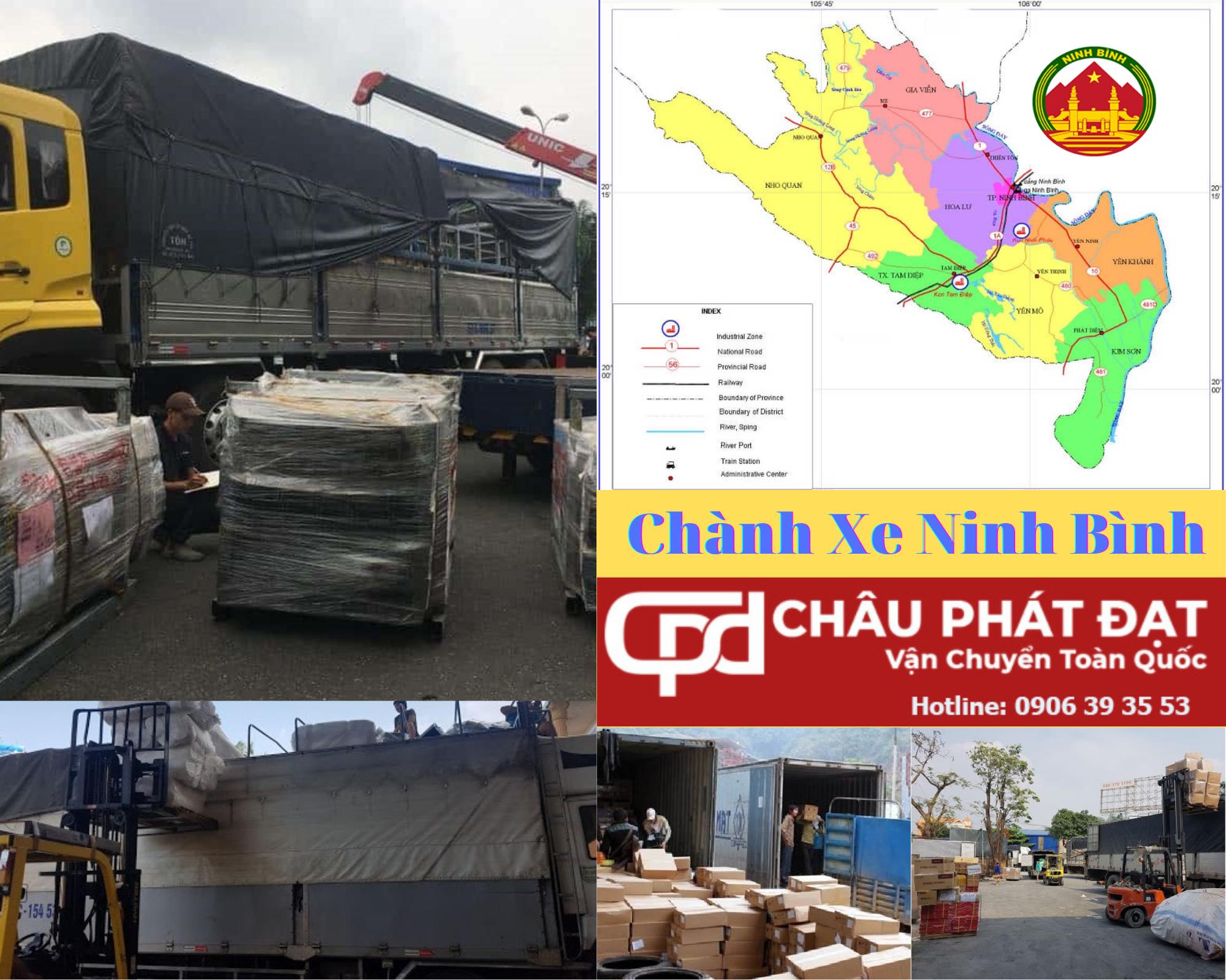 Xe Hai Chiều Sài Gòn Ninh Bình