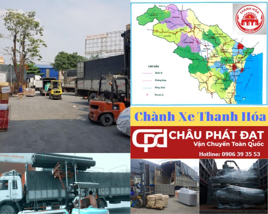 Dịch Vụ Chở Hàng Sài Gòn Thanh Hóa
